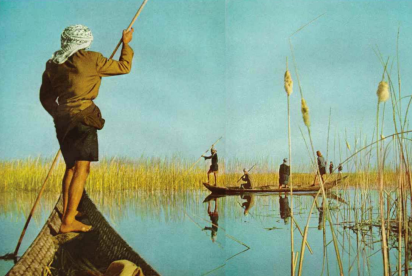 Who Are The People of the Iraqi Marsh?