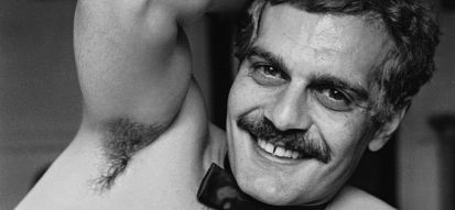Why have I always known the name Omar Sharif but nothing else about him?