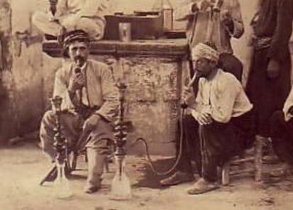 Shisha History & HomemadeMa'asel