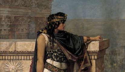 Who was the real Queen Zenobia?