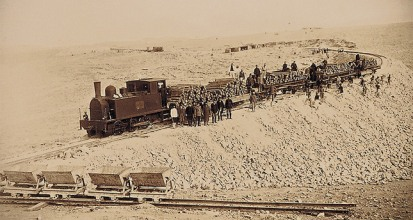 The Hejaz Railway: How an attempt at modernization helped cripple an empire.