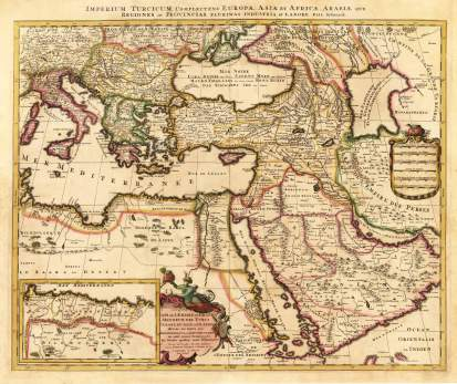 How and when did the Islamic empire stop expanding?