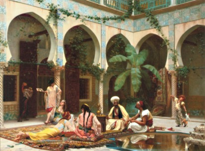 Harem Women in the Abbasid Caliphate