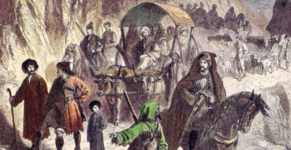 Who are the Circassians of the ArabWorld